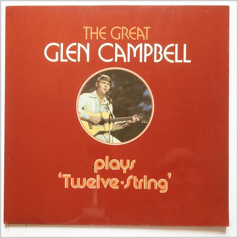 Glen Campbell - The Great Glen Campbell Plays Twelve String (SMF 287)