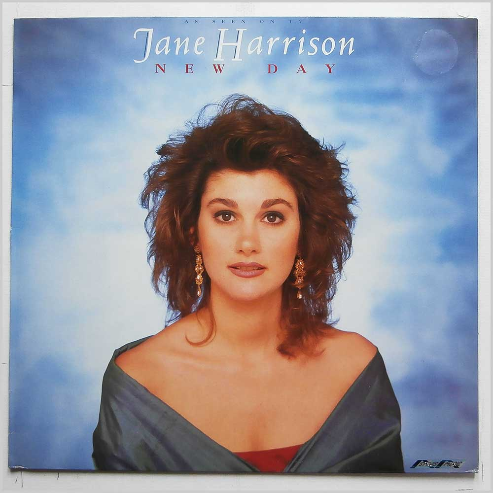 Jane Harrison - New Day (SMR 869)