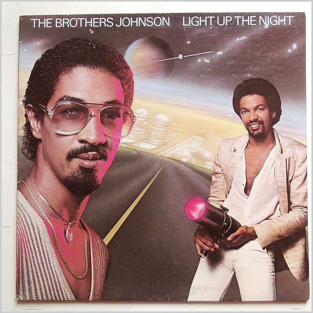The Brothers Johnson - Light Up The Night (SP-3716)