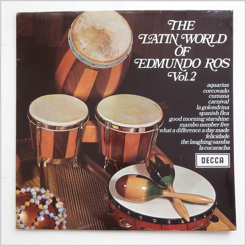 The Latin World Of Edmundo Ros Vol 2