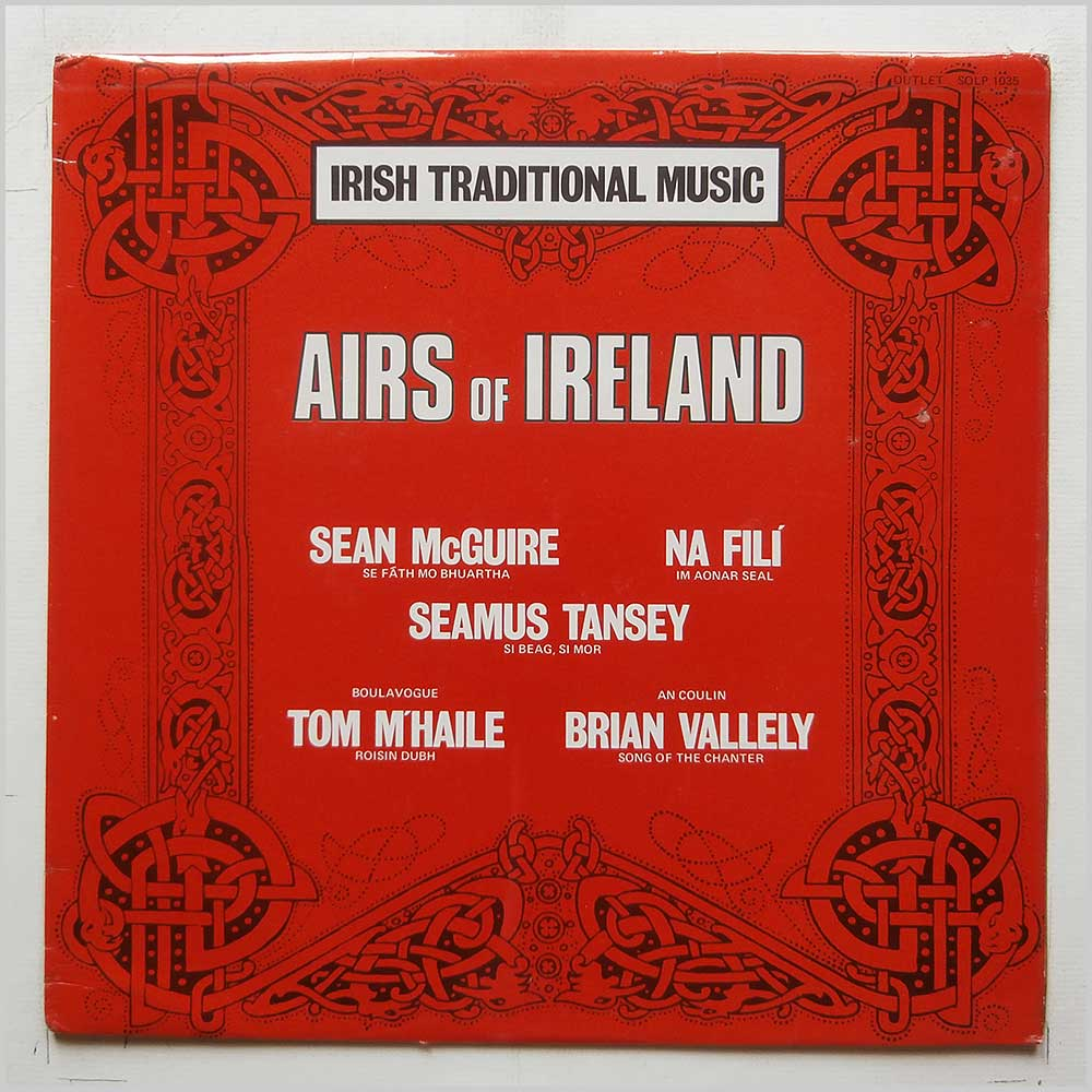 Various - Airs Of Ireland (SPOLP 1035)