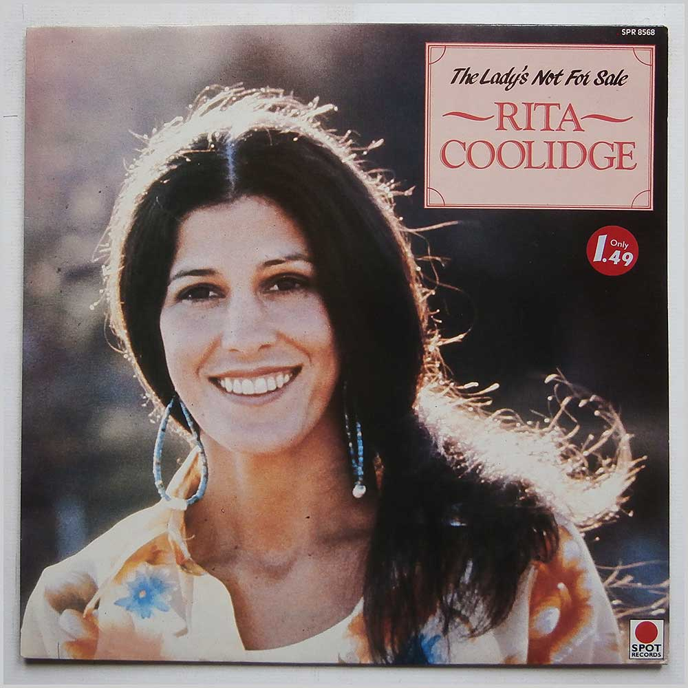 Rita Coolidge - The Lady's Not For Sale (SPR-8568)