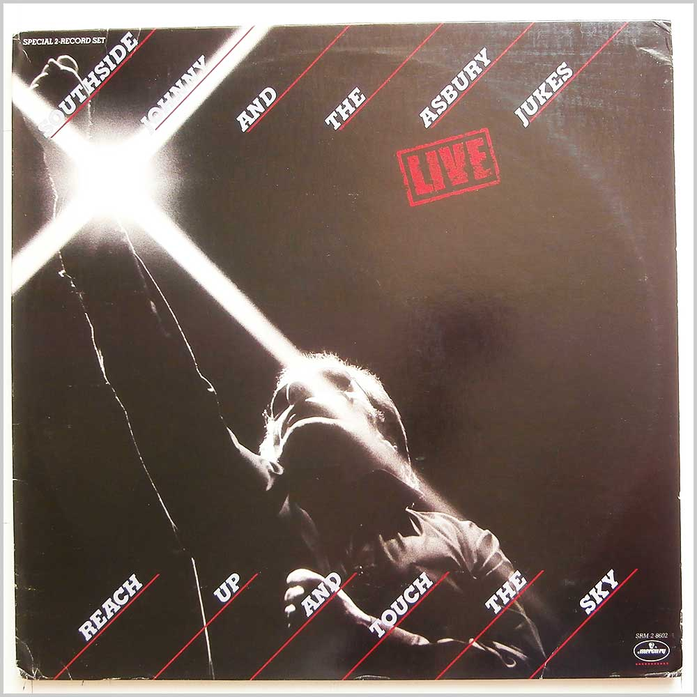 Southside Johnny and The Asbury Jukes - Live: Reach Up And Touch The Sky (SRM-2-8602)