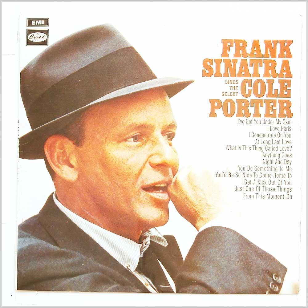 Frank Sinatra Vinyl Record Jazz Music Lp Soul And Jazz