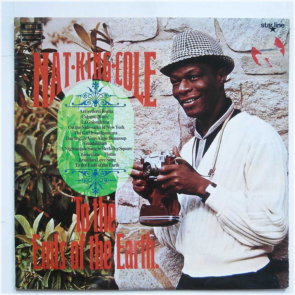 Nat King Cole - To The Ends Of The Earth (SRS 5010)