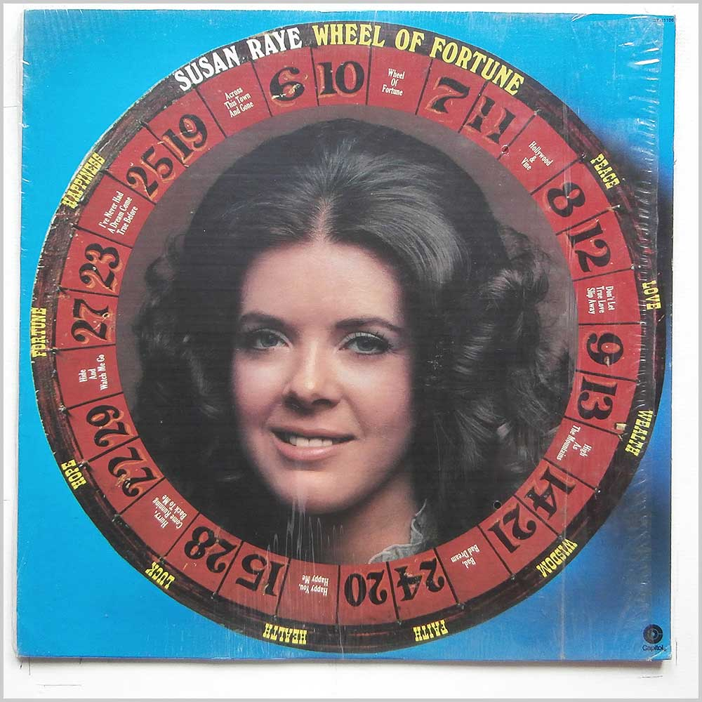 Susan Raye - Wheel Of Fortune (ST-11106)