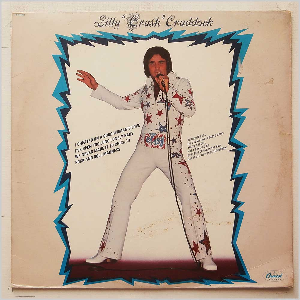 Billy Crash Craddock - Billy Crash Craddock (ST-11758)