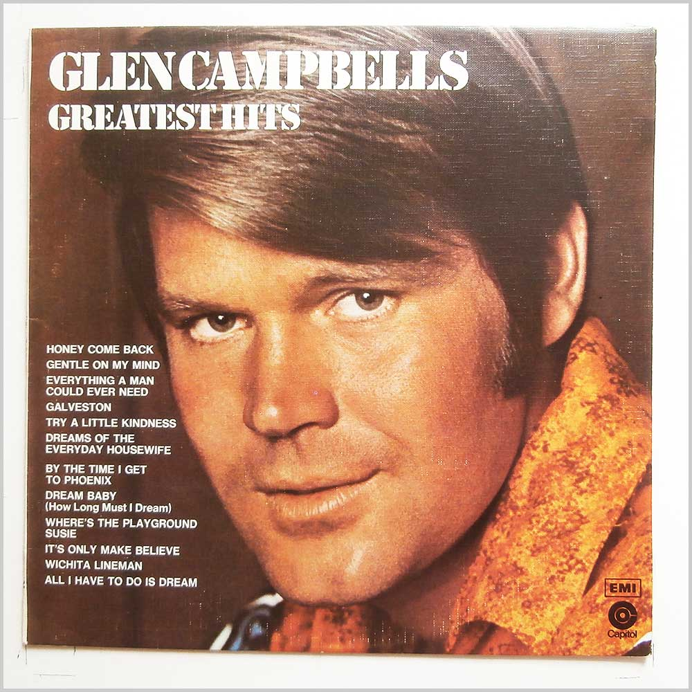 Glen Campbell - Glen Campbell's Greatest Hits (ST 21885)