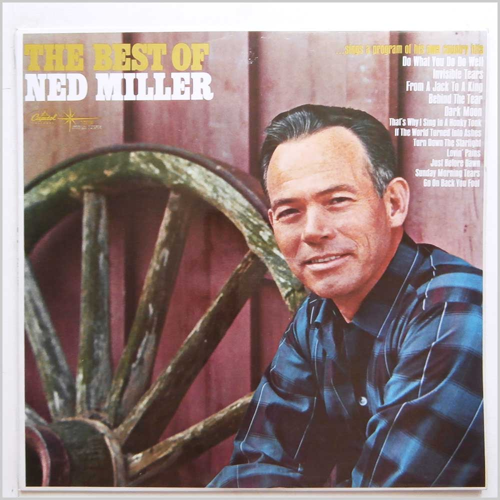 Ned Miller - The Best Of Ned Miller (ST 2414)