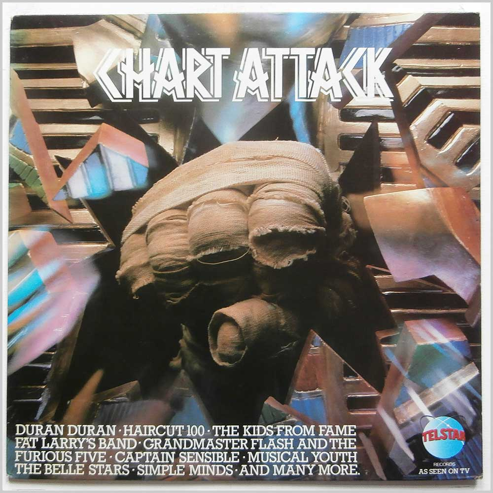 Various - Chart Attack (STAR 2221)