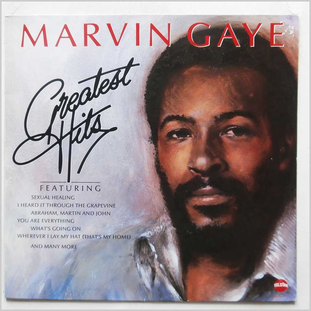 MARVIN GAYE - Greatest Hits - LP