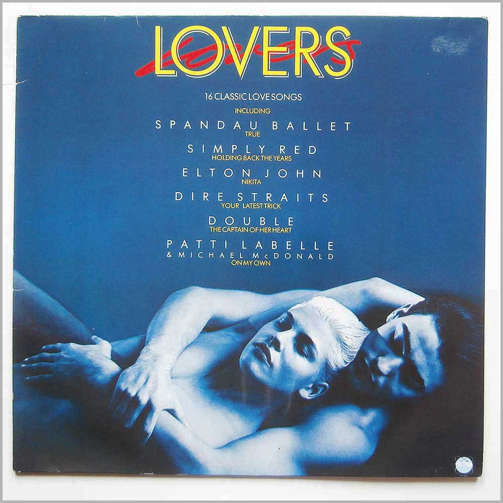 Various - Lovers: 16 Classic Love Songs (STAR 227)