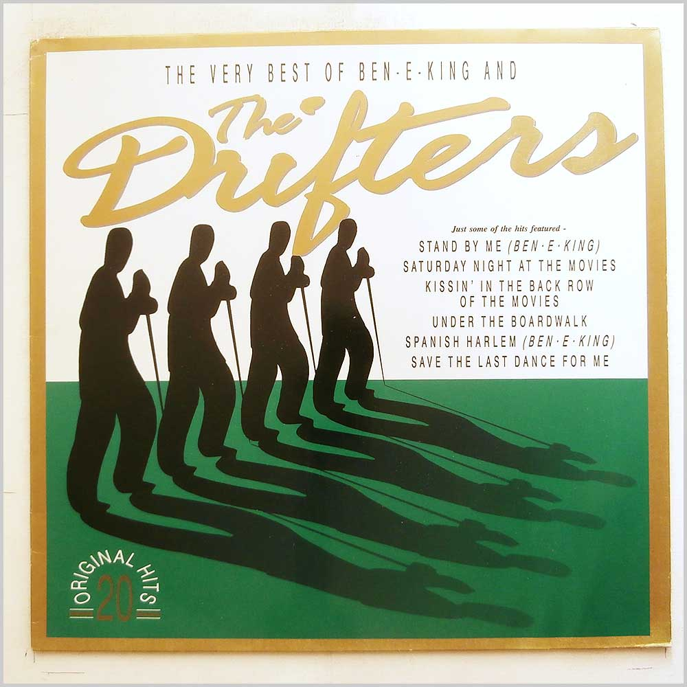 Ben E. King and The Drifters - The Very Best Of Ben E. King and The Drifters (STAR 2373)