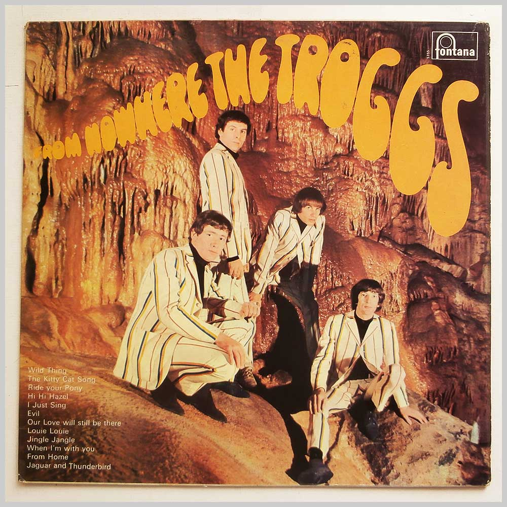 The Troggs - From Nowhere (STL 5355)