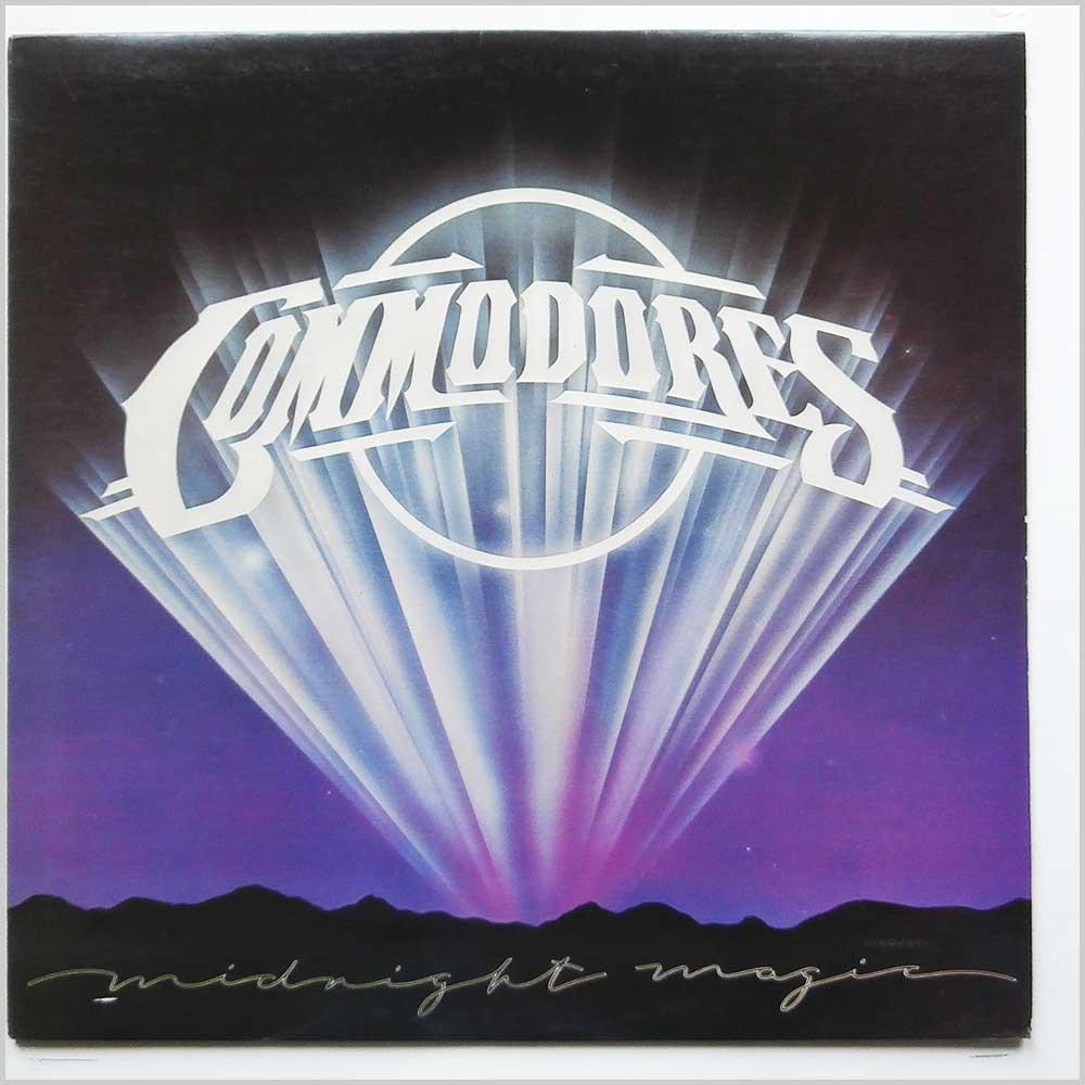 Commodores Vinyl Record Soul Funk Rhythm Blues Music LP Soul