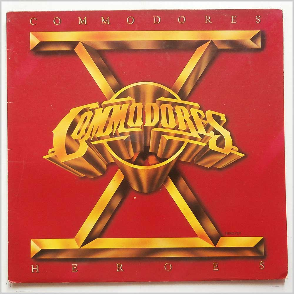 Commodores - Heroes (STMA 8034)