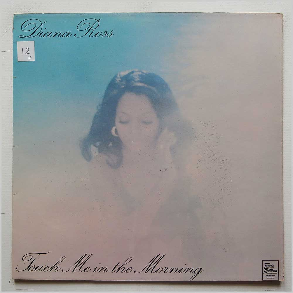 Diana Ross - Touch Me In The Morning (STML 11239)