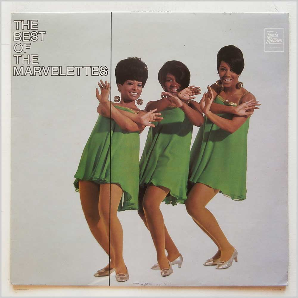 The Marvelettes - The Best Of The Marvelettes (STML 11258)