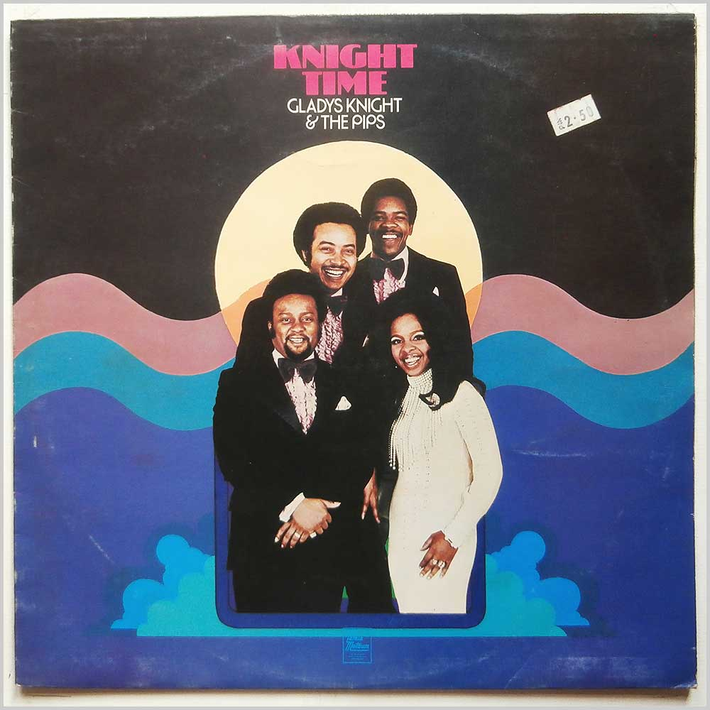 Gladys Knight and The Pips - Knight Time (STML 11279)