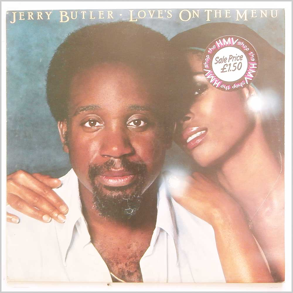 Jerry Butler - Love's On The Menu (STML 12032)