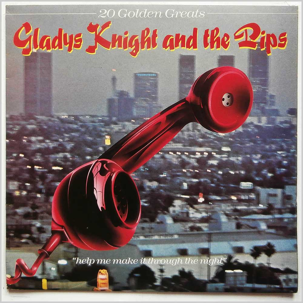Gladys Knight and The Pips - 20 Golden Greats (STML 12122)
