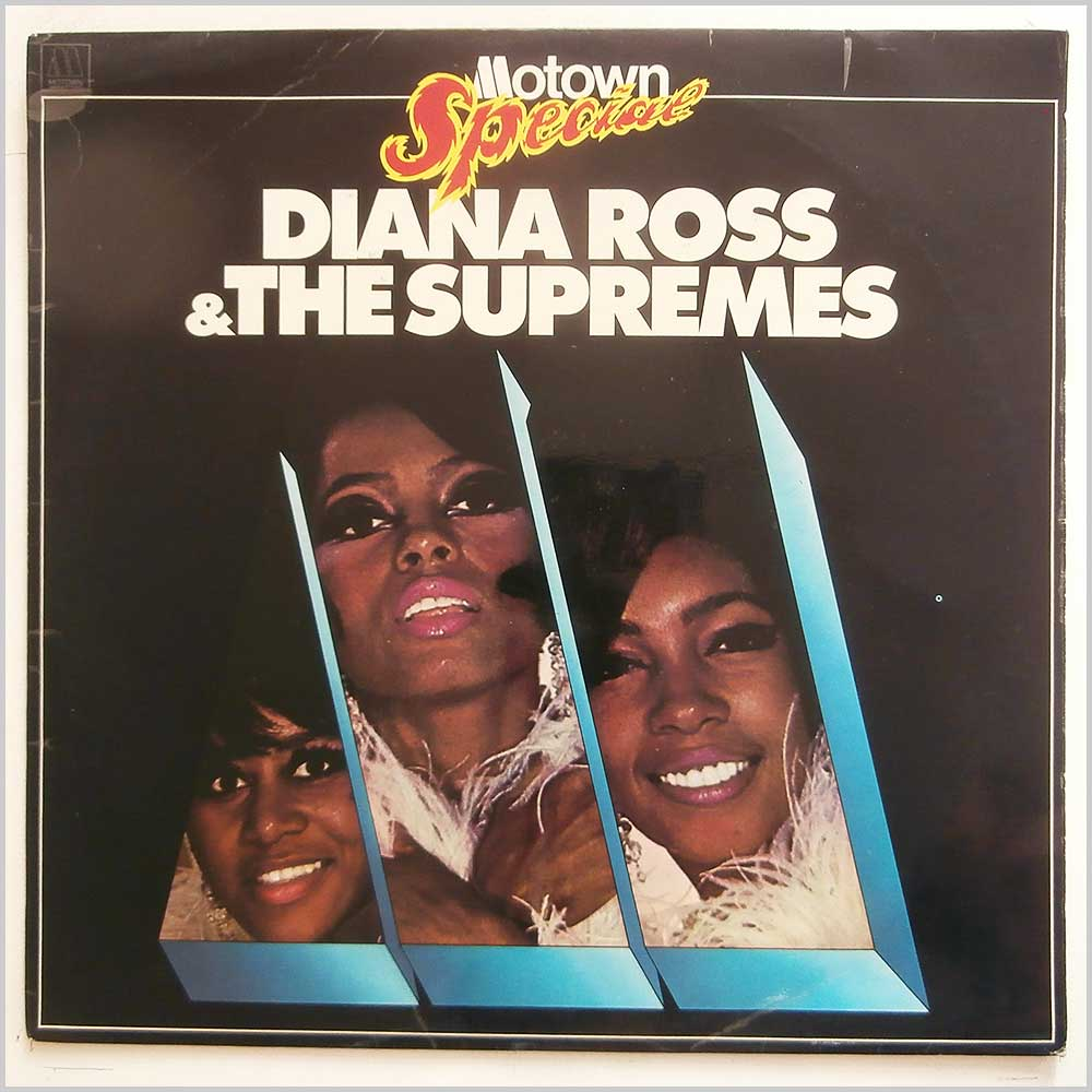Diana Ross and The Supremes - Motown Special (STMX 6001)