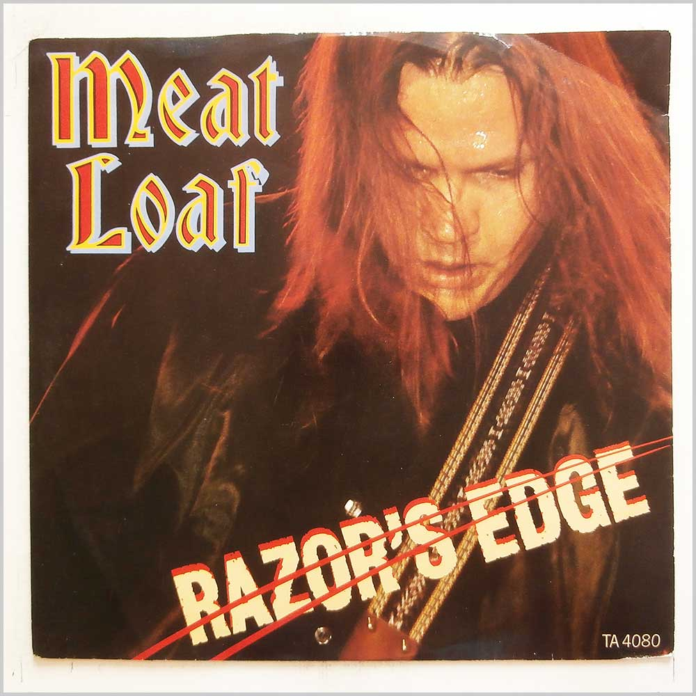 Meat Loaf - Razor's Edge (TA 4080)