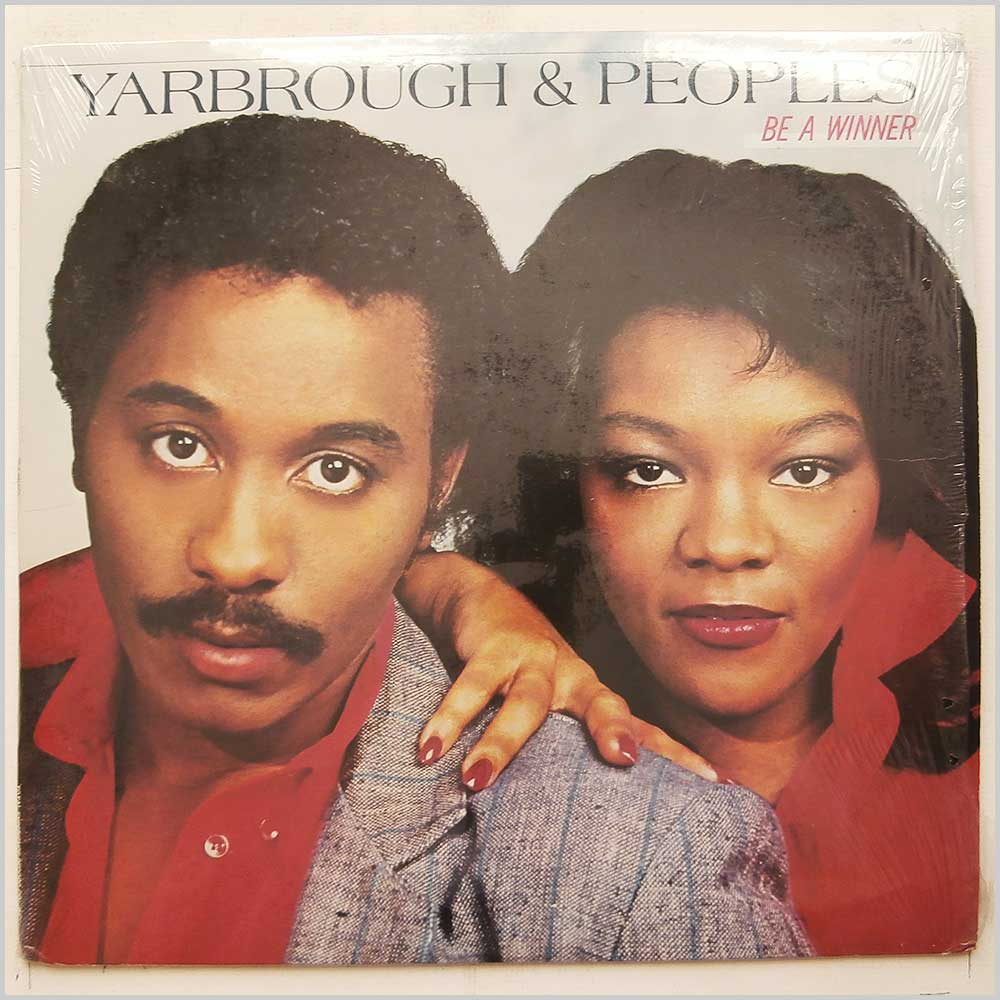 Yarbrough and Peoples - Be A Winner (TEL8-5700)