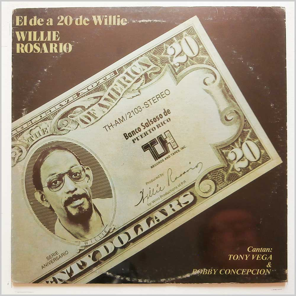Willie Rosario - El De A 20 De Willie (TH-AM 2103)
