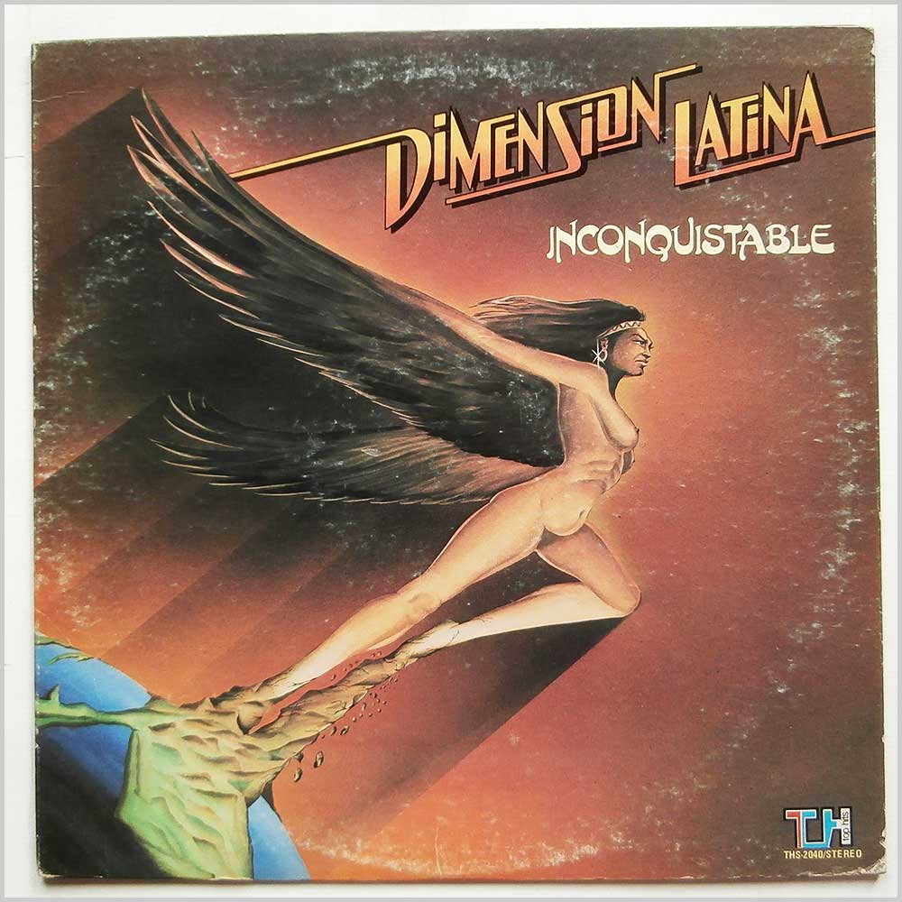 Dimension Latina - Inconquistable (THS-2040)