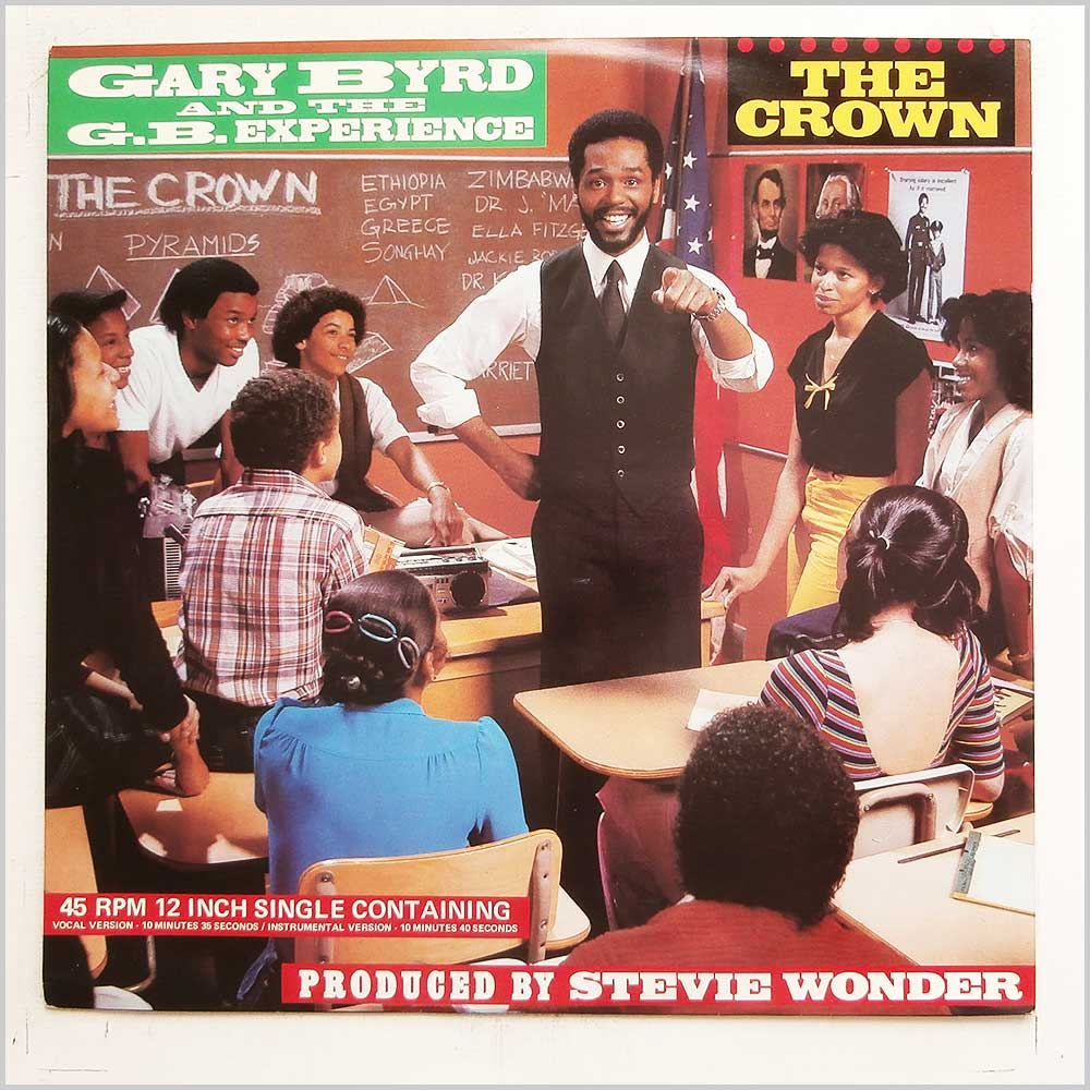 Gary Byrd and The G.B. Experience - The Crown (TMGT 1312)