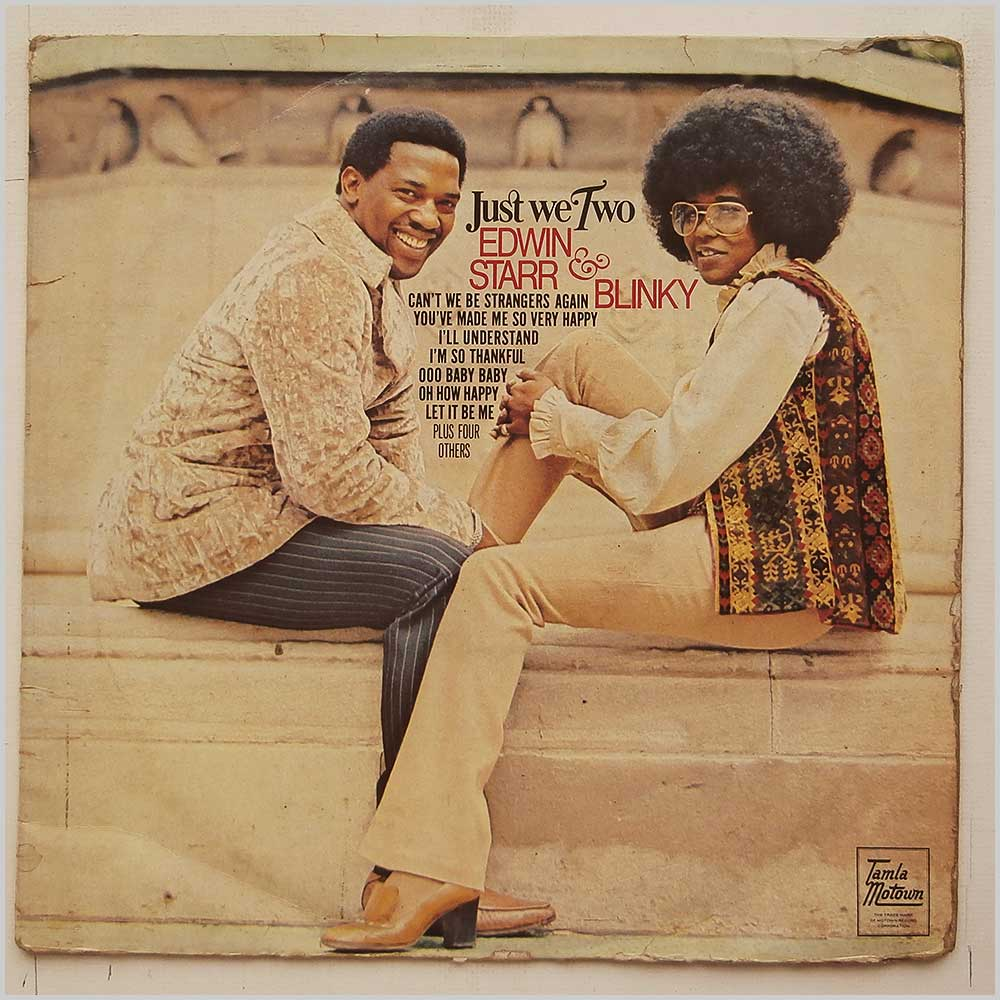 Edwin Starr and Blinky - Just We Two (TML 11131)