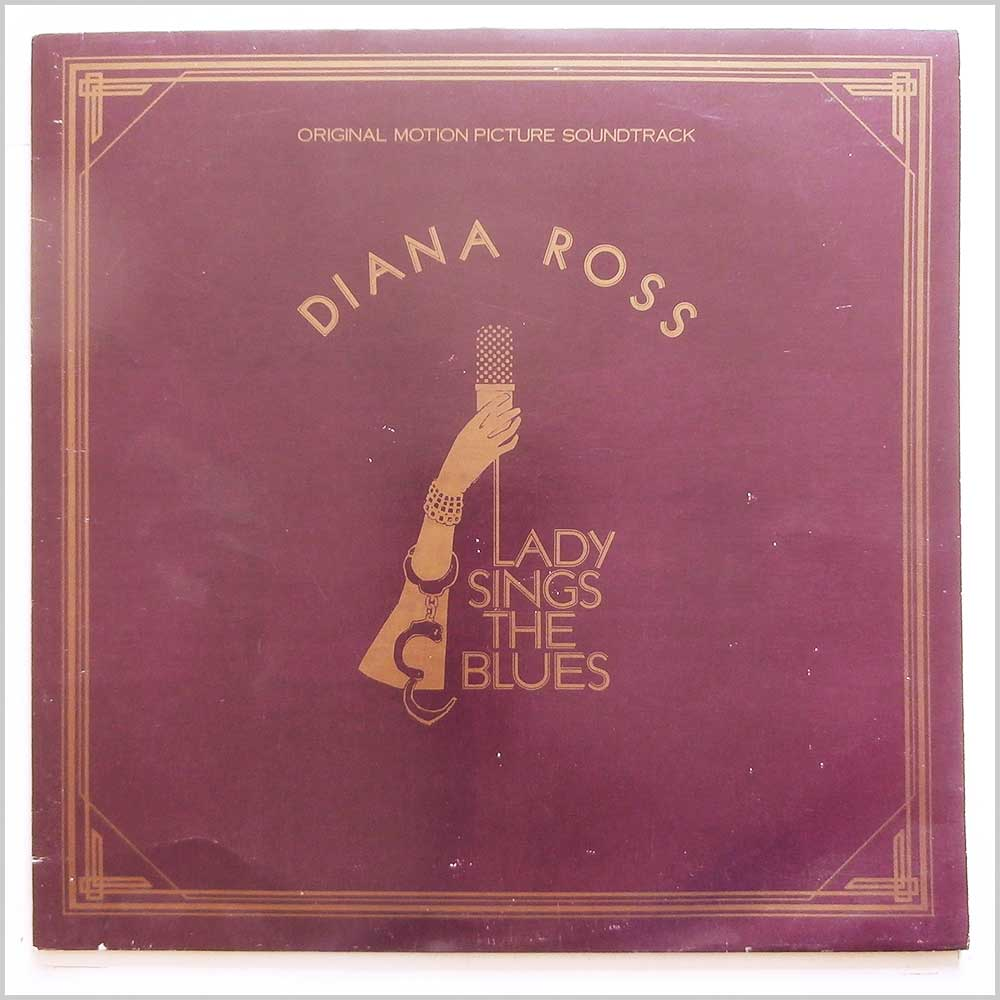 Diana Ross - Lady Sings The Blues (TMSP 1131)
