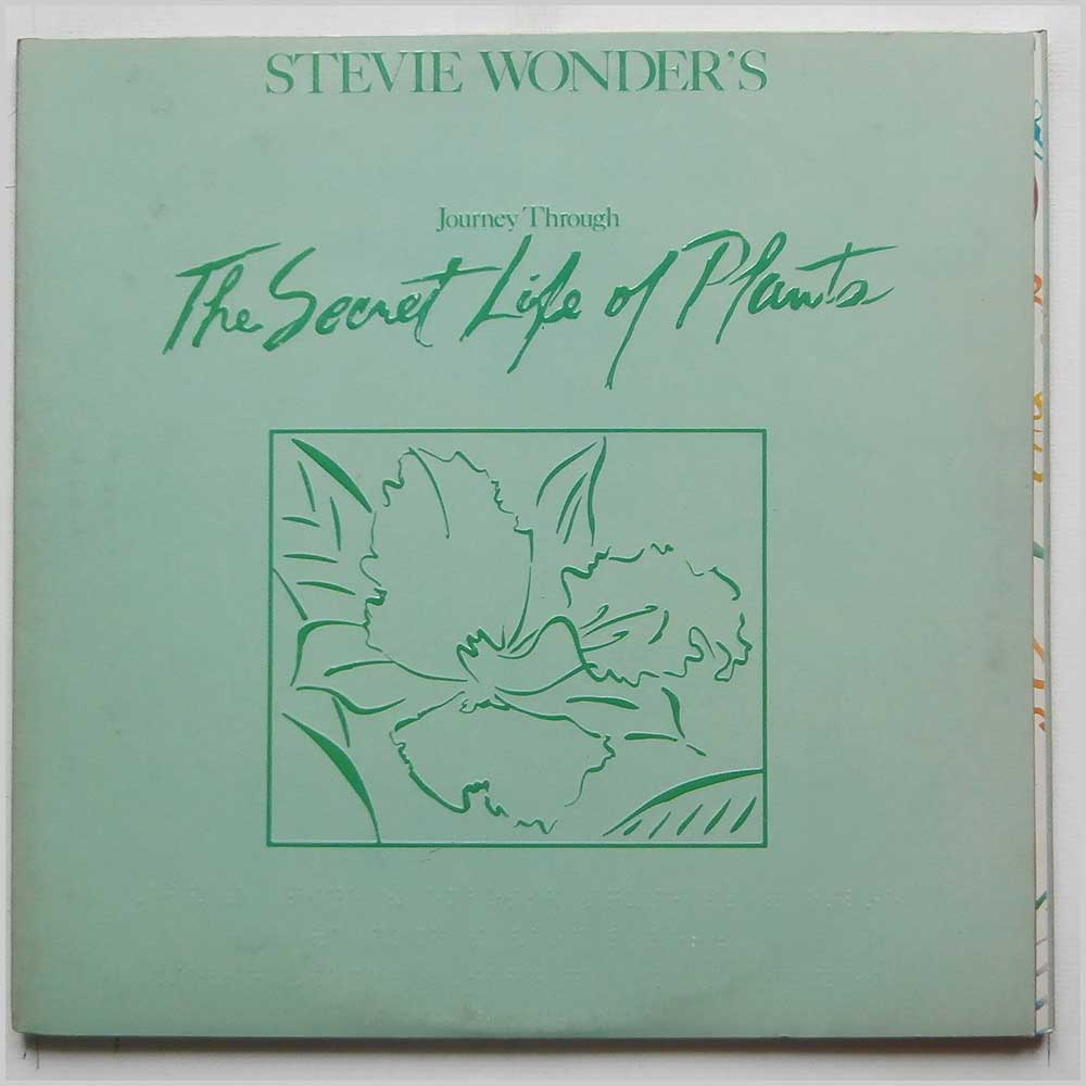 Stevie Wonder - Stevie Wonder's Journey Through The Secret Life Of Plants (TMSP 6009)