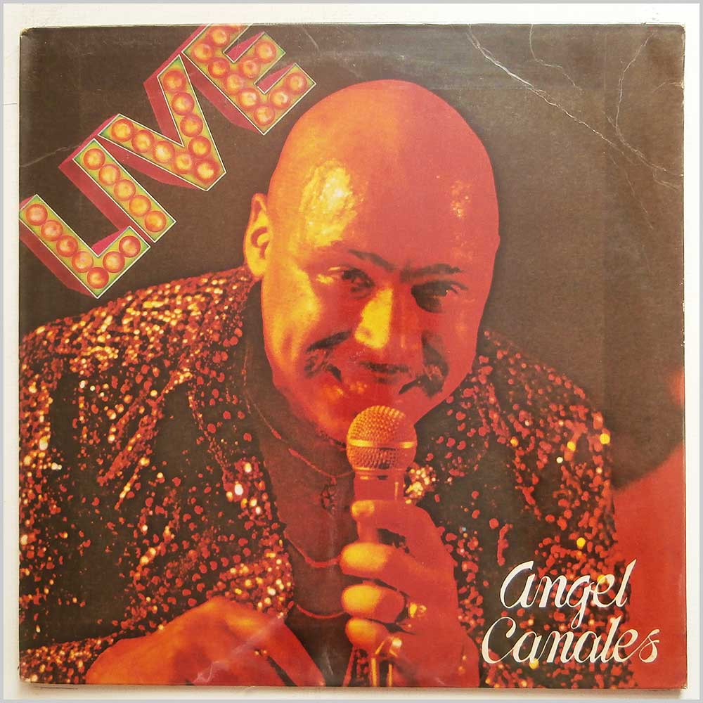 Angel Canales - Angel Canales Live At Roseland
