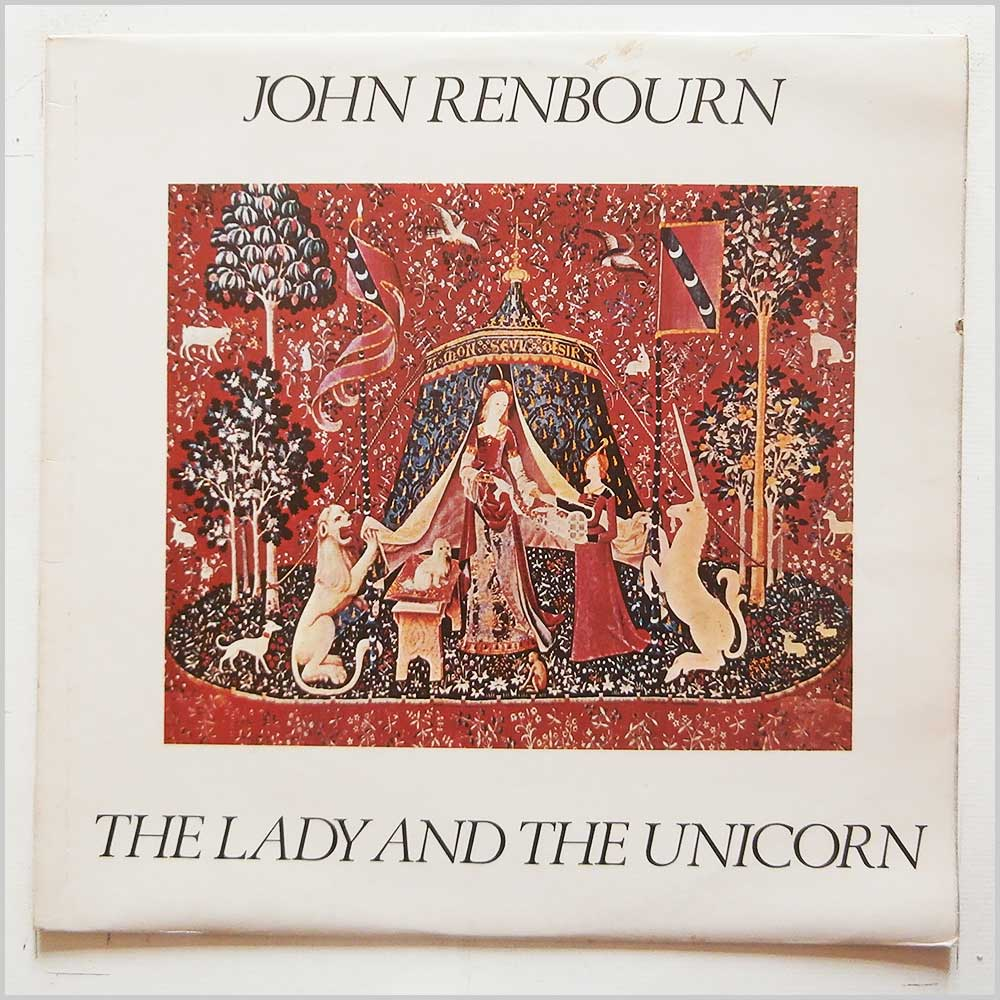 John Renbourn - The Lady and The Unicorn (TRA 224)