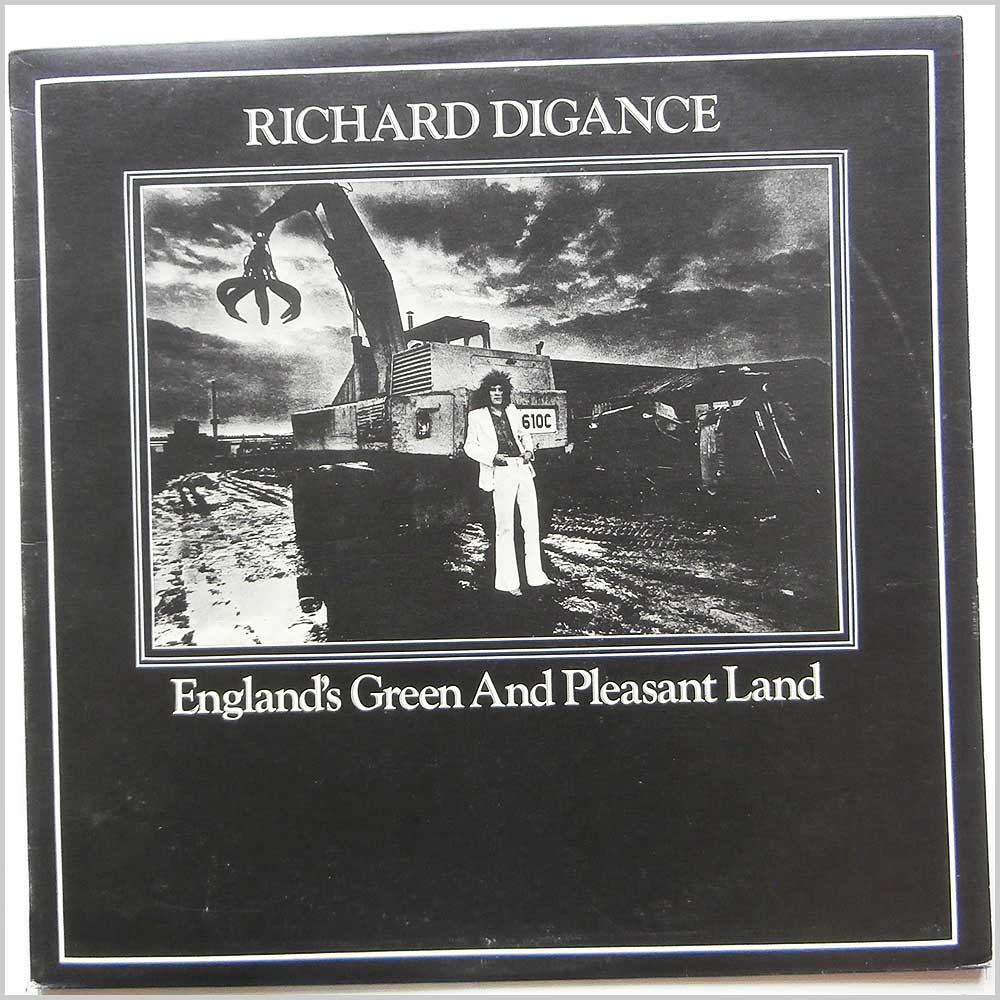 Richard Digance - England's Green And Pleasant Land (TRA 277)