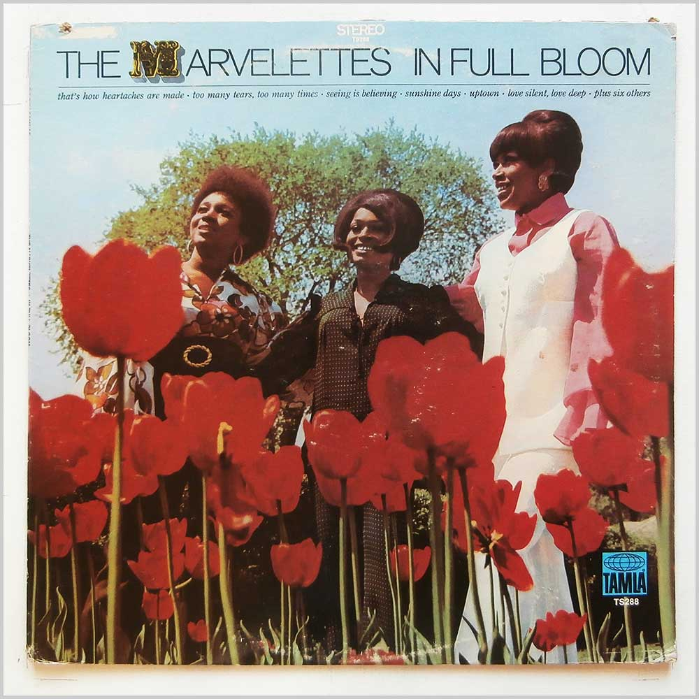 The Marvelettes - In Full Bloom (TS 288)