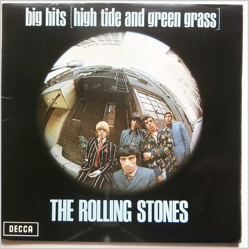 The Rolling Stones - Big Hits [High Tide And Green Grass] (TXS 101)