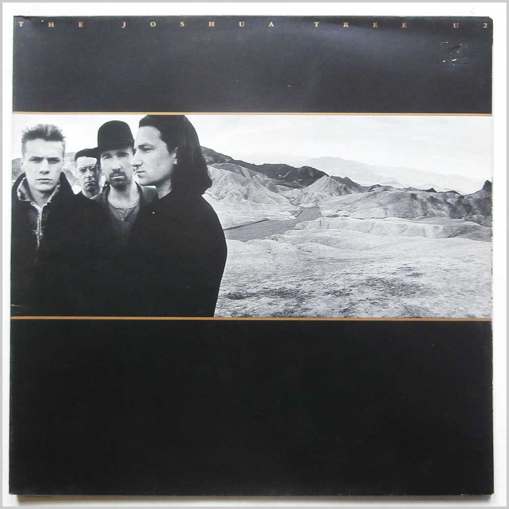 U2 - The Joshua Tree (U26)