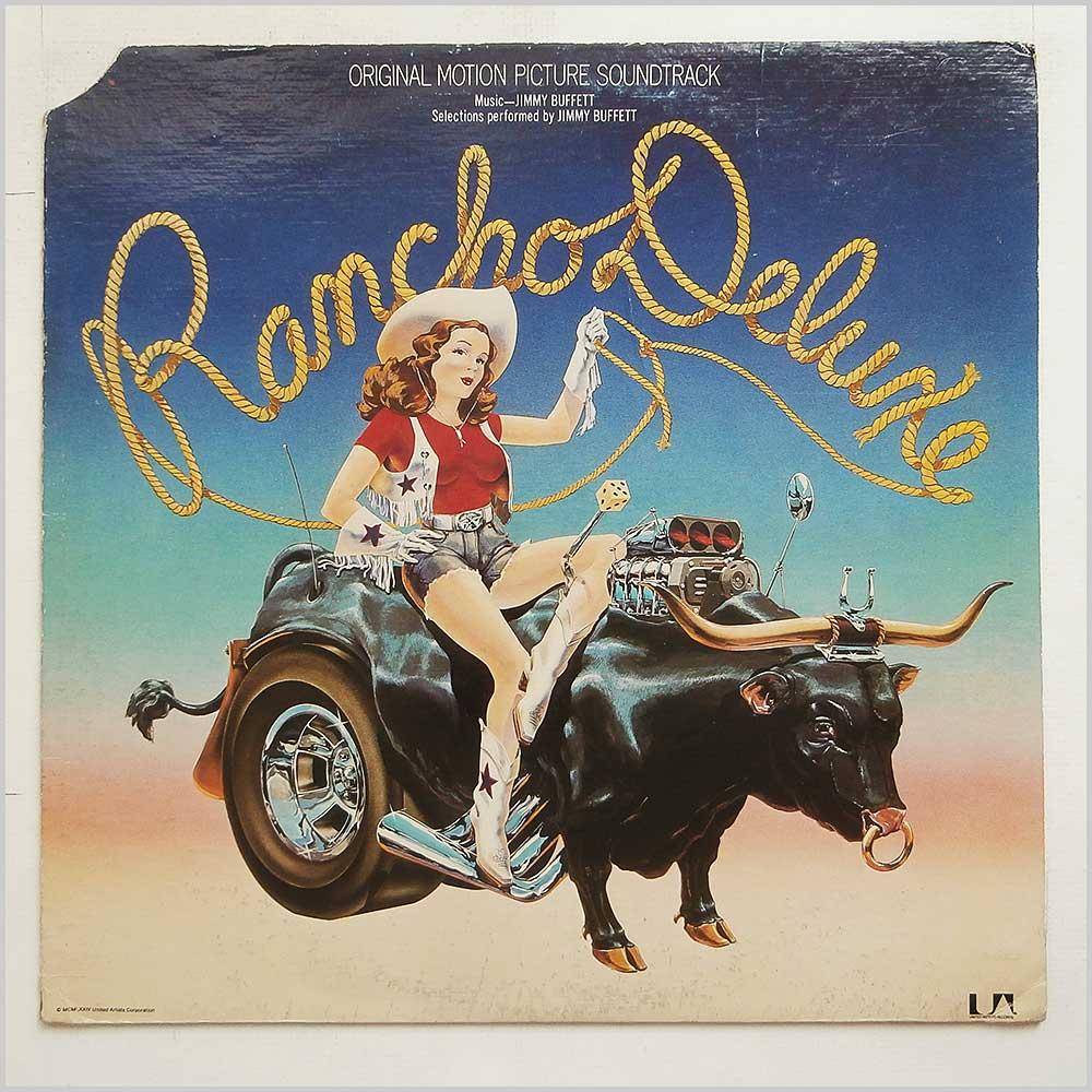 Jimmy Buffett - Rancho Deluxe Album