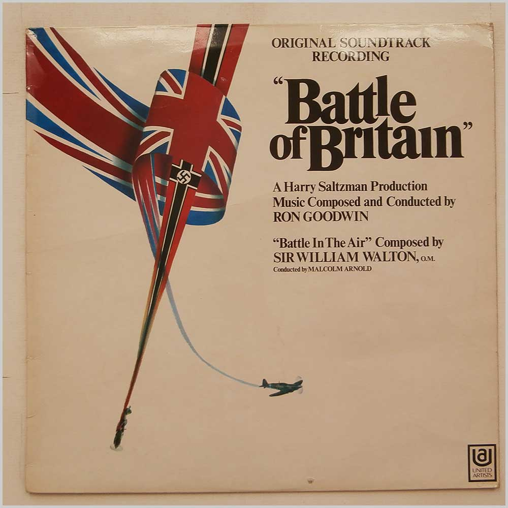 Ron Goodwin - Battle Of Britain (UAS 29019)