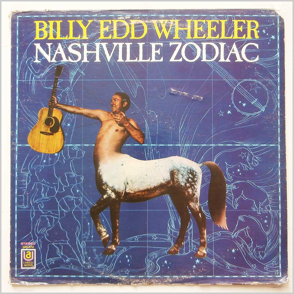 Billy Edd Wheeler - Nashville Zodiac (UAS 6711)