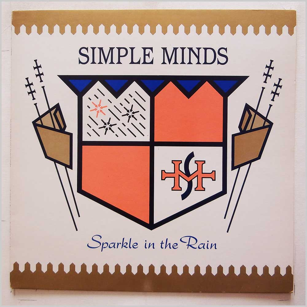 Simple Minds - Sparkle In The Rain (V2300)