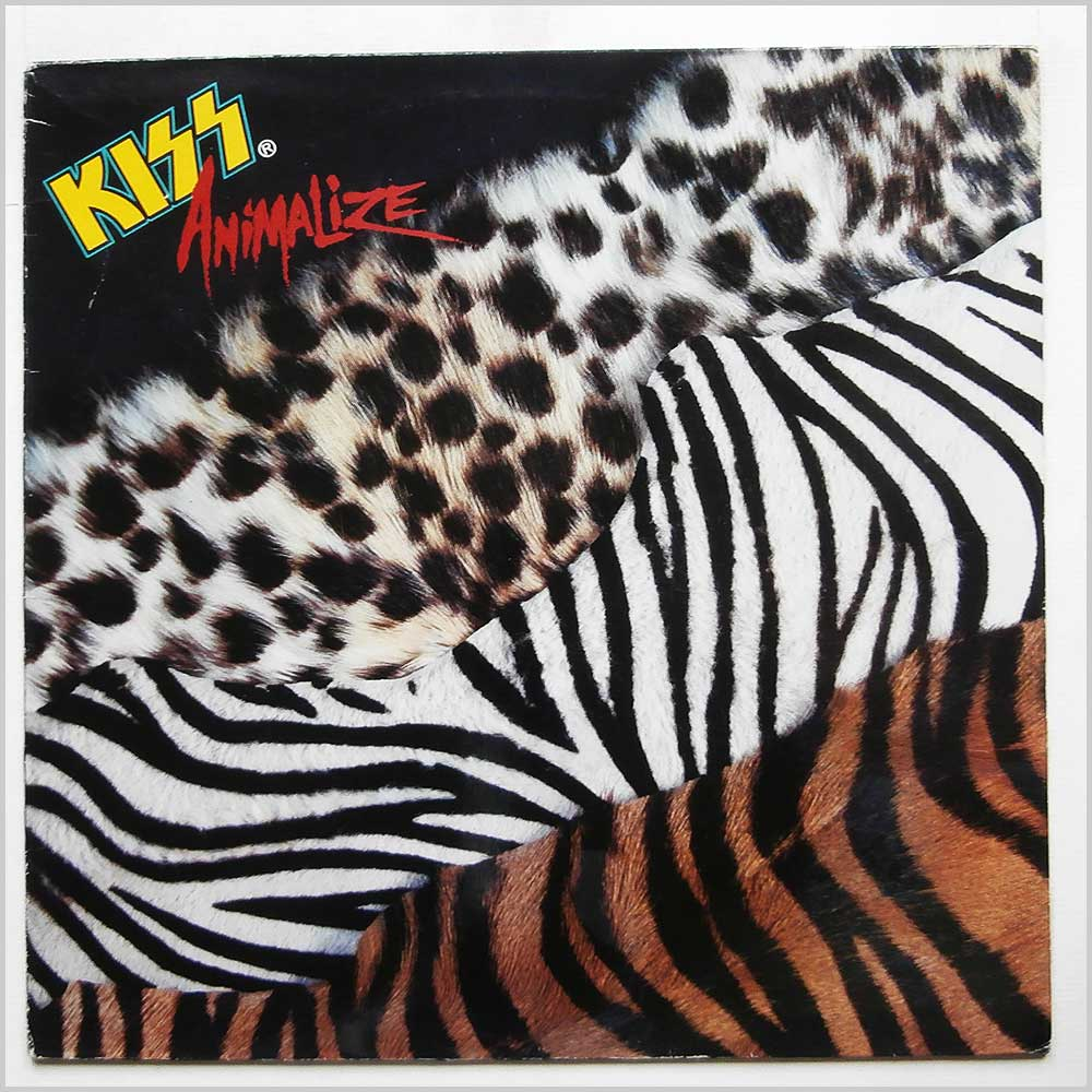 Kiss - Animalize (VERL 18)