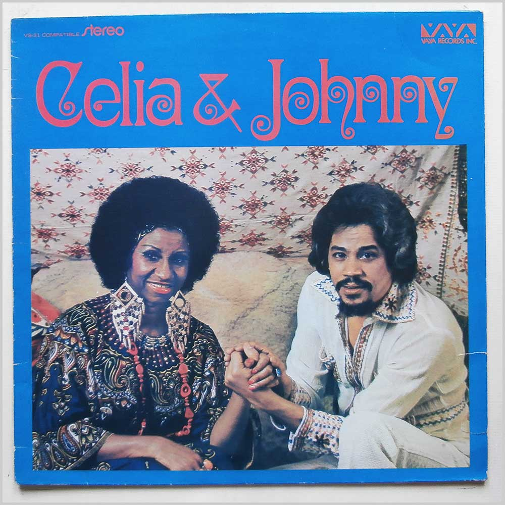 Celia And Johnny - Celia And Johnny (VS 31)