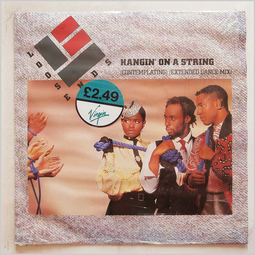 Loose Ends - Hangin' On A String (Contemplating) (Extended Dance Mix) (VS748 12)