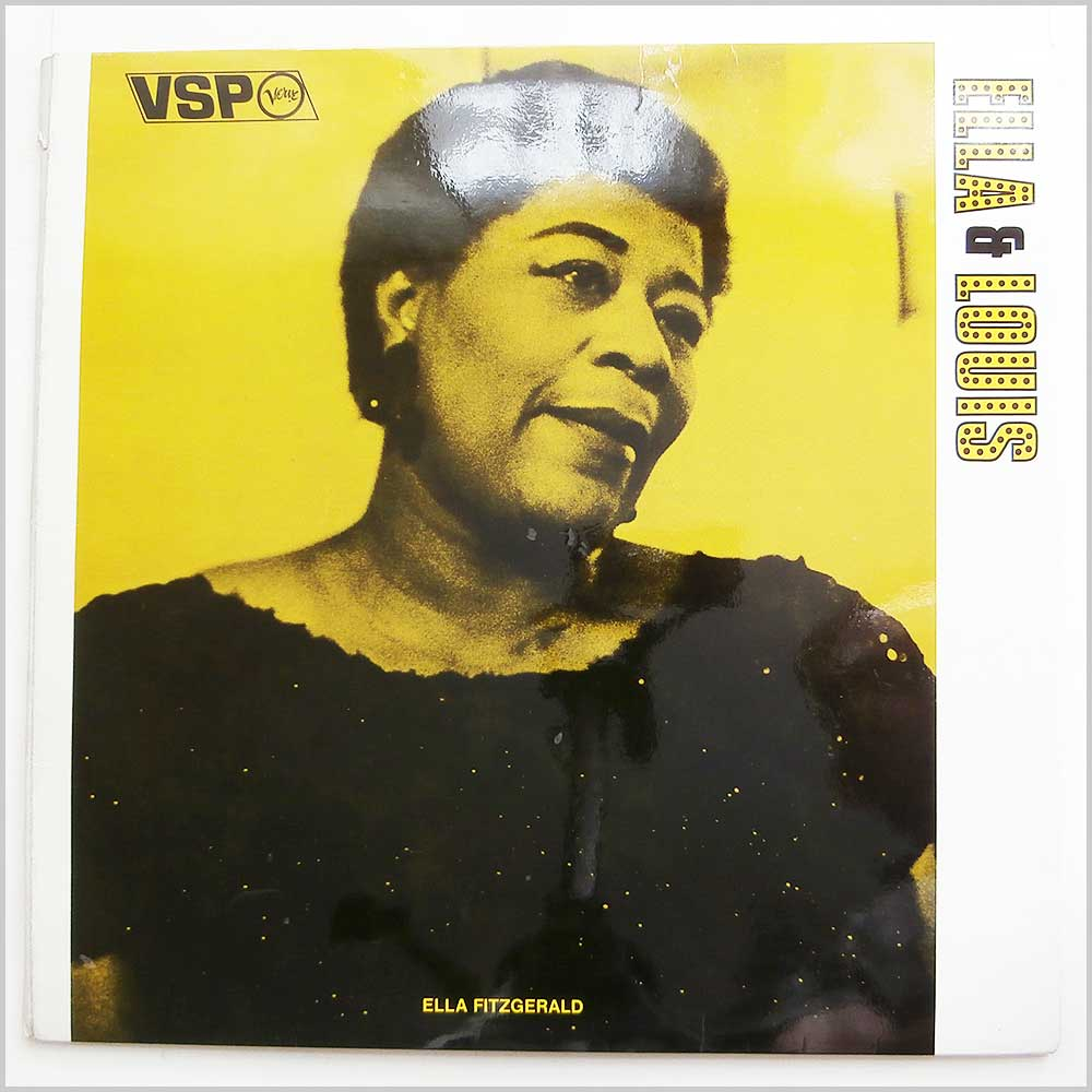 Ella Fitzgerald And Louis Armstrong - Ella And Louis (VSP 19/20)