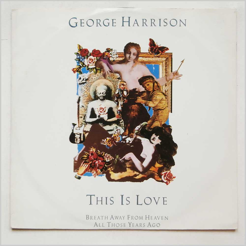 George Harrison - This Is Love (W7913T)