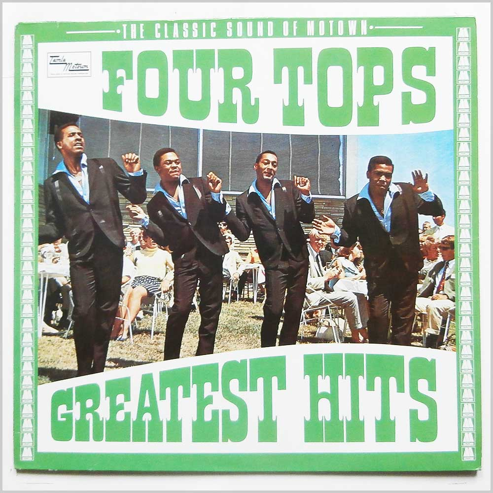 Four Tops - Greatest Hits (WL 72280)